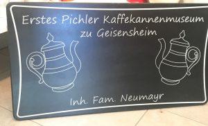 Kaffeekannenmeuseum Pichl b. Wels, 21.09.2019