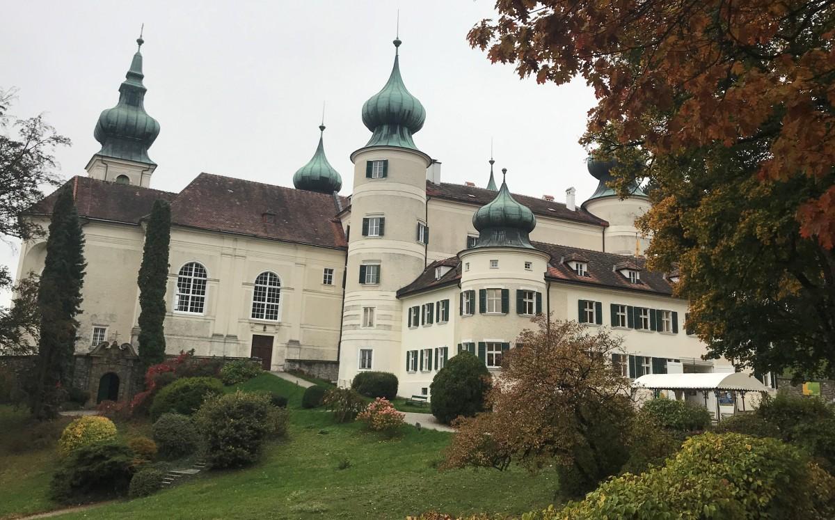 Ausflug Maria Taferl, Schloss Artstetten, 19.10.2019