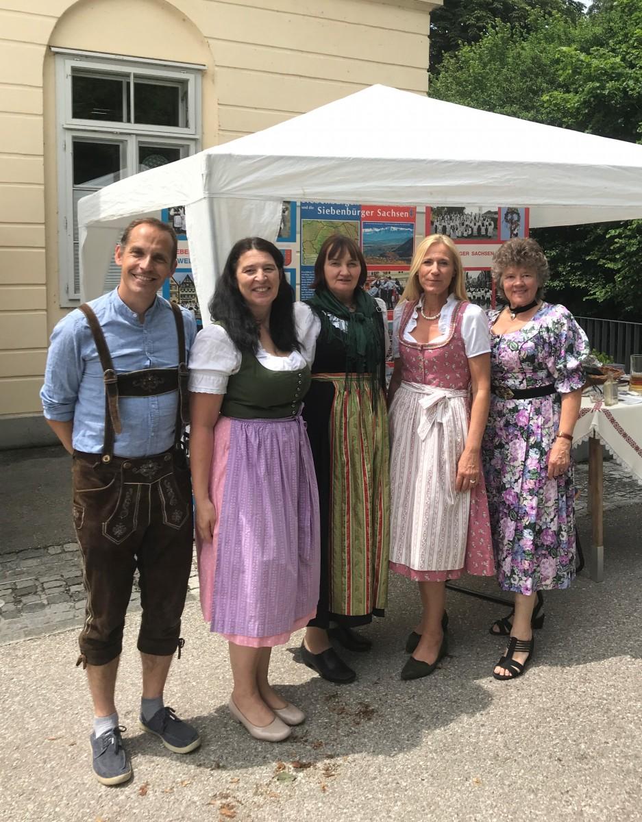 Kronenfest der Siebenbürger Sachsen, 23.06.2019