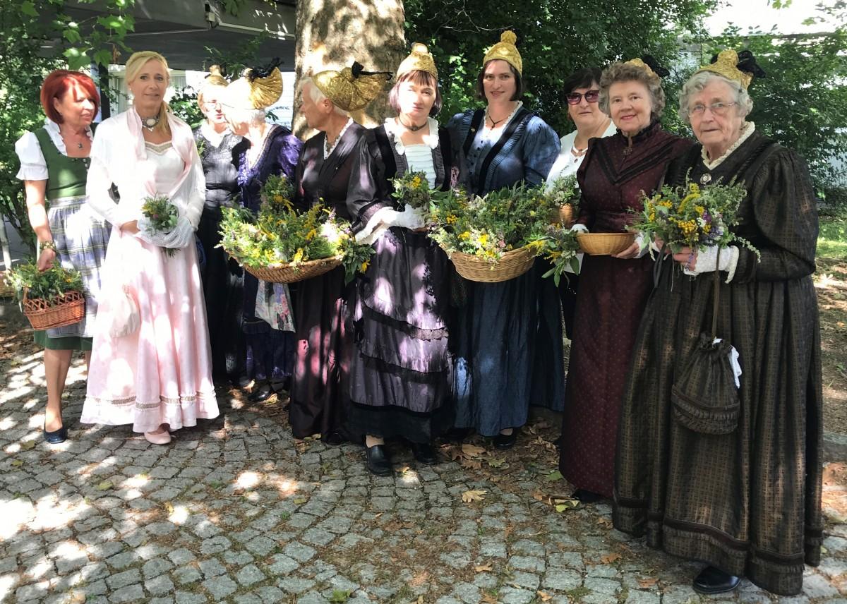 Kräuterbuschenweihe Pfarre St.Stephan, 15.08.2019